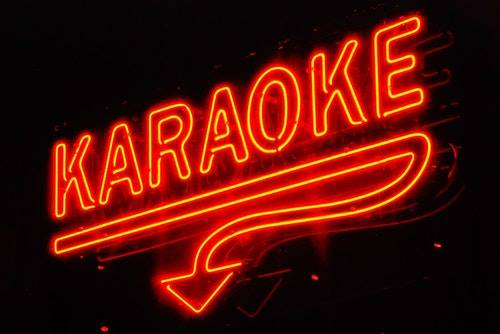 Saturday Karaoke Hosted by Mike and Hali 8pm