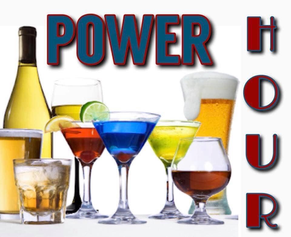 Power Hour 5-6 Sun. Wed. Thurs. Fri. & Sat.