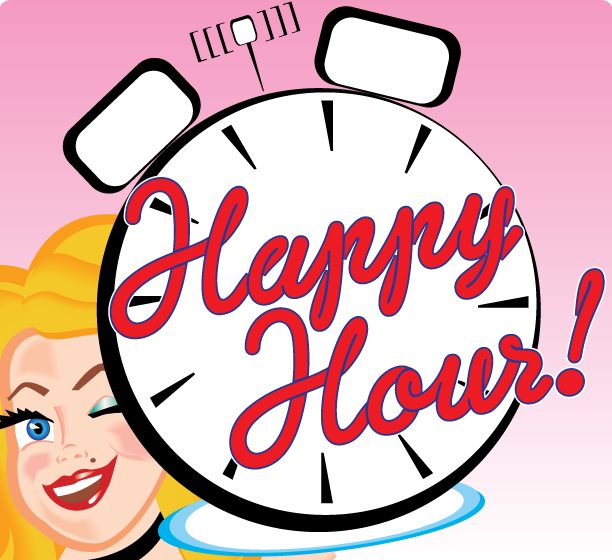 Happy Hour Thurs-Sun
