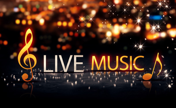 Live Music Friday and Saturday Starting at 6pm